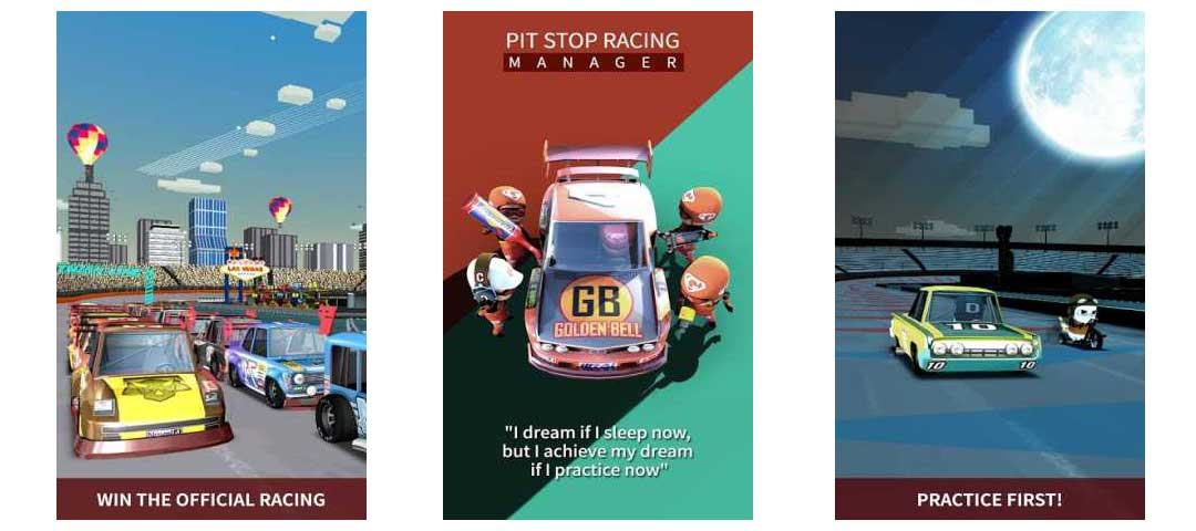 Pit Stop Racing: Manager 1.4.0 Apk + Mod For Android