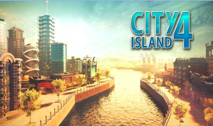 City Island 4 Sim Tycoon (HD) 1.6.8 Apk Mod Money Android