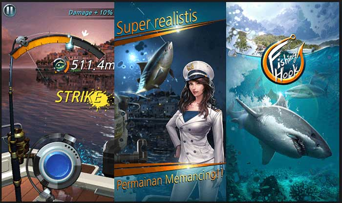Fishing Hook Mod Apk V 1.6.2 for android
