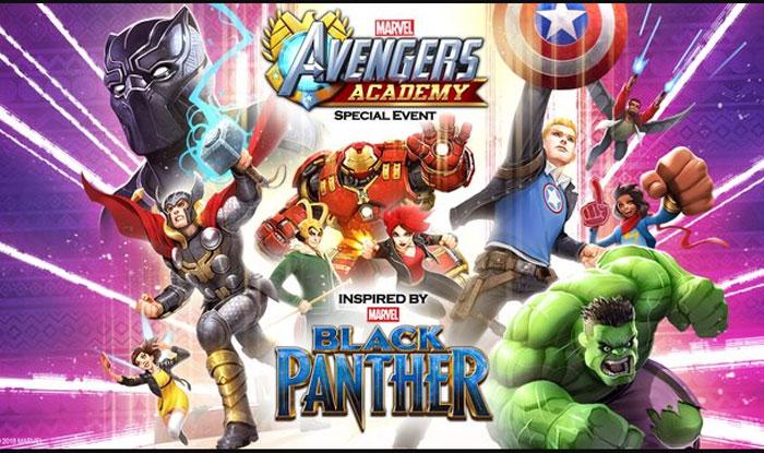 MARVEL Avengers Academy APK MOD for Android