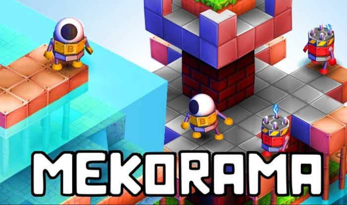 Mekorama Apk Puzzle Game Android