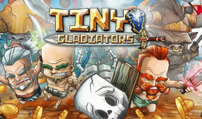 Tiny Gladiators 2.1.0 Apk + Mod for android