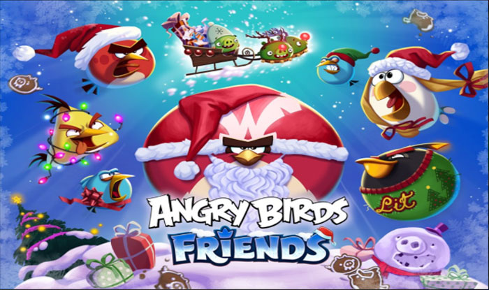 Angry Birds Friends Apk Mod for Android