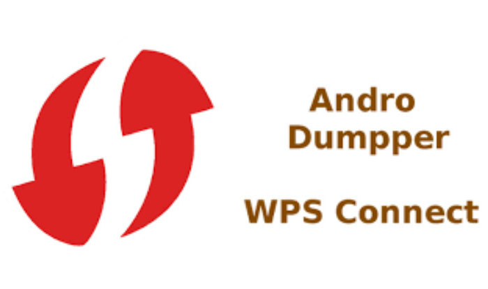 AndroDumpper (WPS Connect) Apk for Android