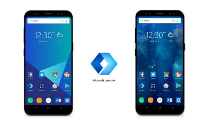Microsoft Launcher APK for Android
