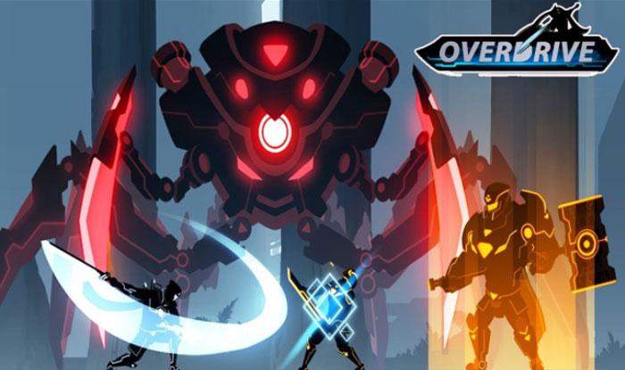 Overdrive – Ninja Shadow Revenge Apk Mod for Android