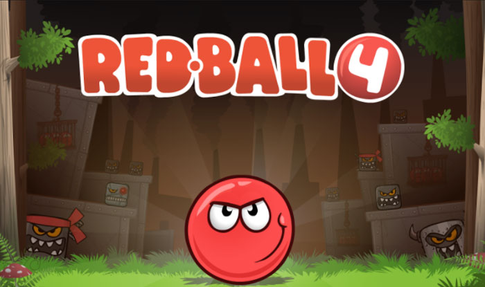 Red Ball 4 Apk for Android