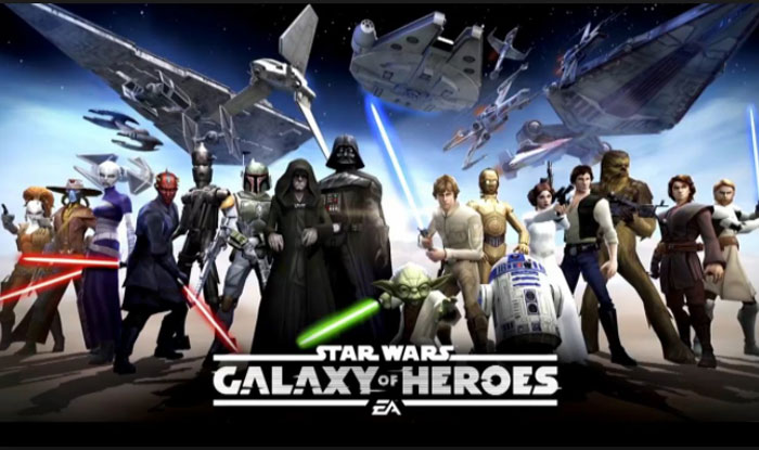 Star Wars™: Galaxy of Heroes APK for Android