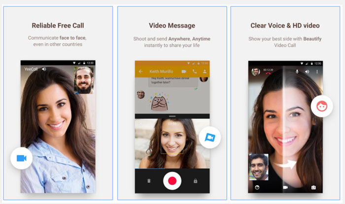 YeeCall – HD Video Calls for Friends & Family APK for Android