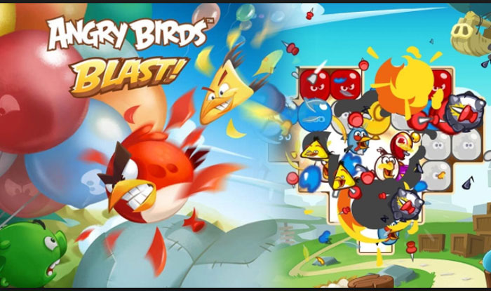 Angry Birds Blast APK for Android