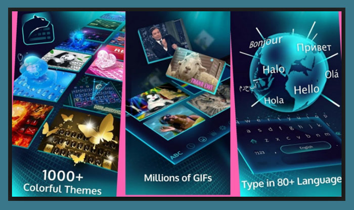 Cheetah Keyboard – Themes & GIF, Emoji, 3D Keyboard APK for Android