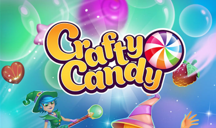 Crafty Candy – Match 3 Magic Puzzle Quest APK for Android