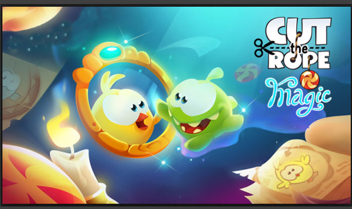 Cut the Rope: Magic Apk for Android