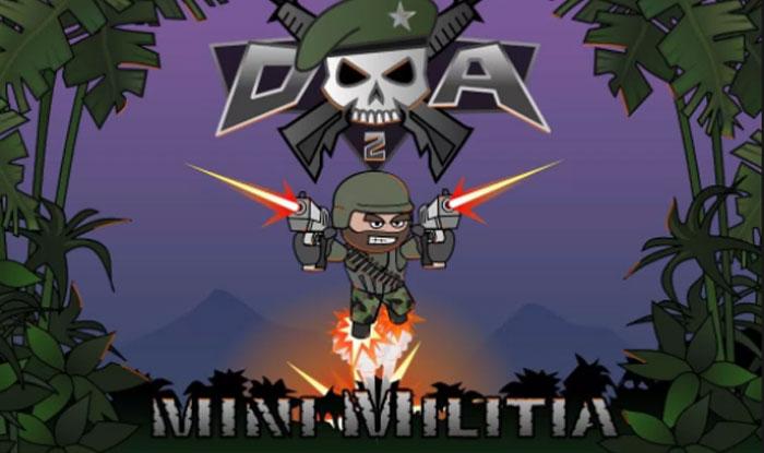 Doodle Army 2: Mini Militia APK for Android