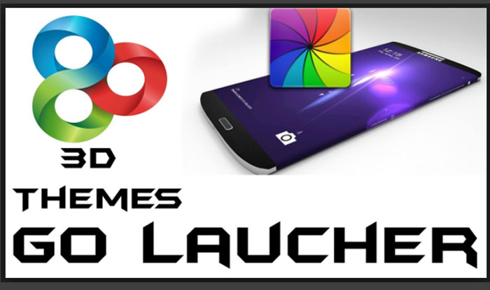 GO Launcher – 3D parallax Themes & HD Wallpapers 2.45 Apk for Android