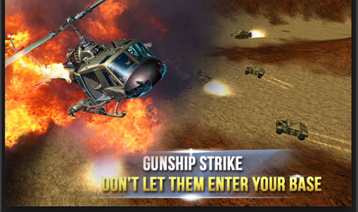 Gunship Strike 3D Apk for Android