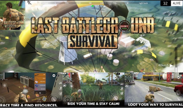 Last Battleground: Survival Apk for Android