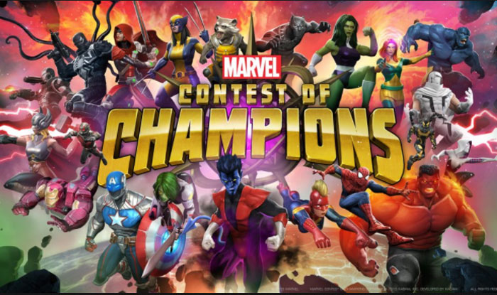MARVEL Contest of Champions Apk for Android