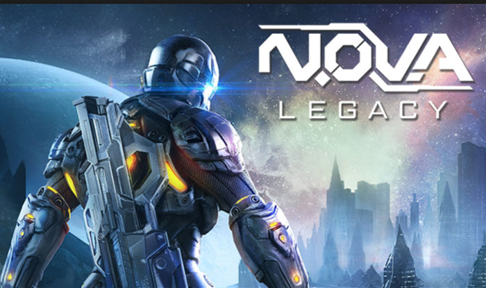 N.O.V.A. Legacy APK for Android