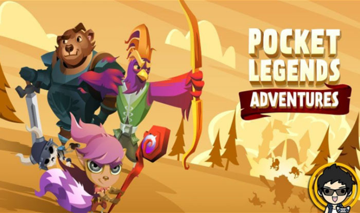 Pocket Legends Adventures Apk for Android