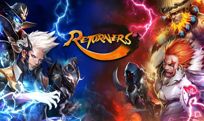 Returners Apk for Android