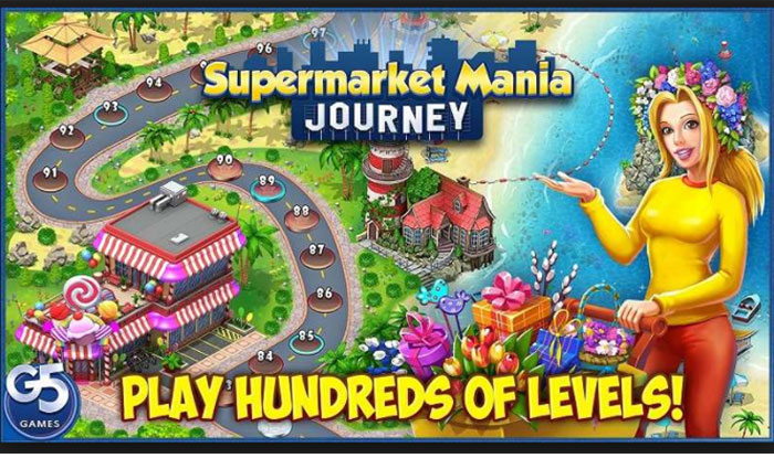 Supermarket Mania® Journey Mod Apk for Android