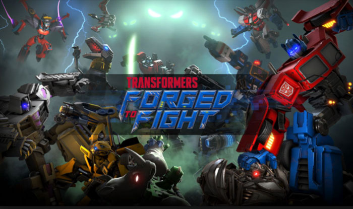 TRANSFORMERS: Forged to Fight APK for Android