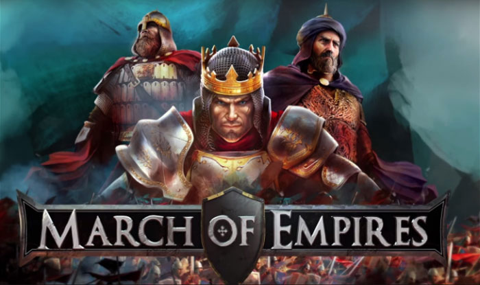 March of Empires: War of Lords Apk for Android