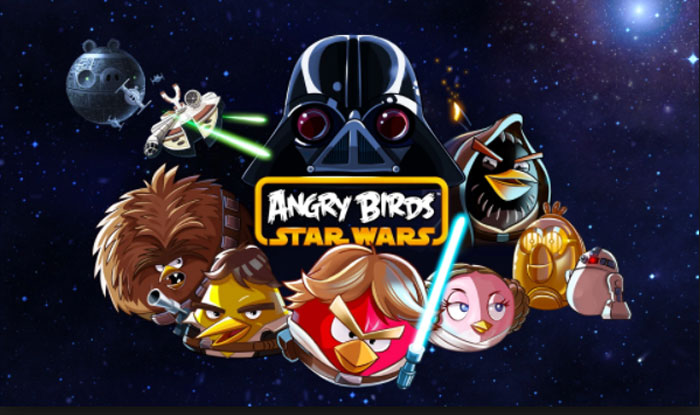 Angry Birds Star Wars Apk for Android