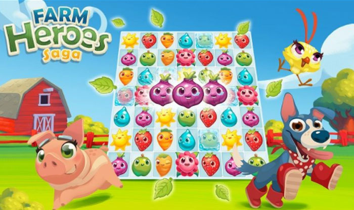 Farm Heroes Saga Apk for Android