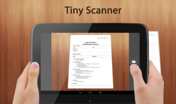Tiny Scanner – PDF Scanner App for Android