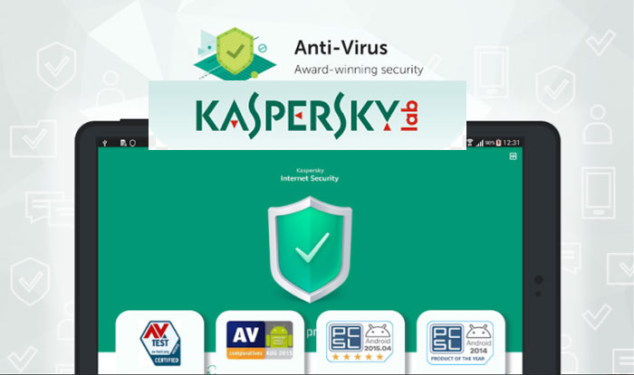 Kaspersky Mobile Antivirus: AppLock & Web Security Apk for Android