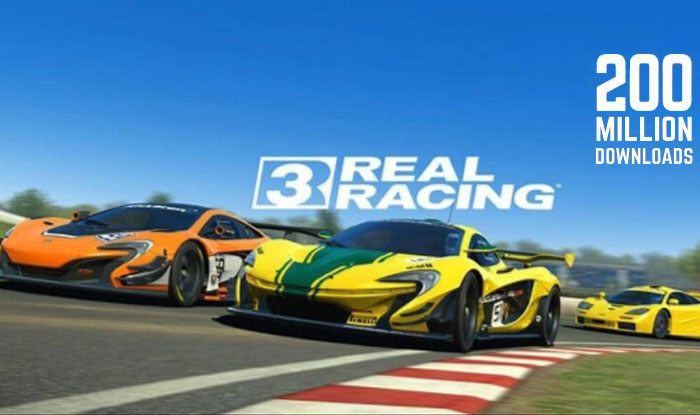 Real Racing 3 Apk for Android