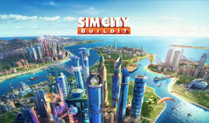 SimCity BuildIt Apk for Android
