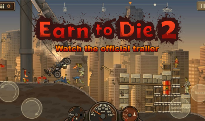 Earn to Die 2 Apk for Android