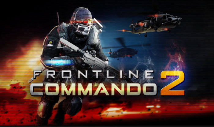 FRONTLINE COMMANDO 2 Apk for Android
