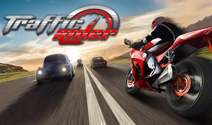 Traffic Rider Apk for Android