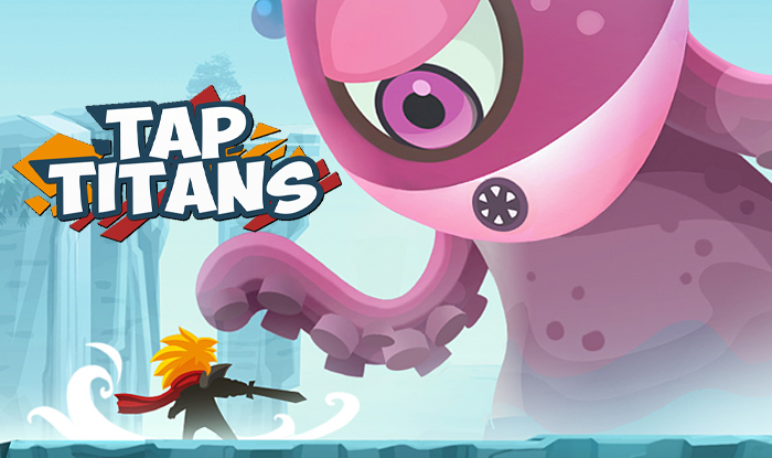Tap Titans Apk for Android