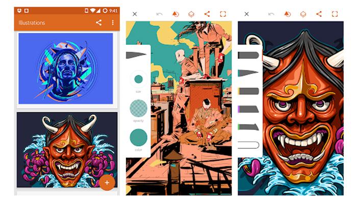 Adobe Illustrator Draw apk