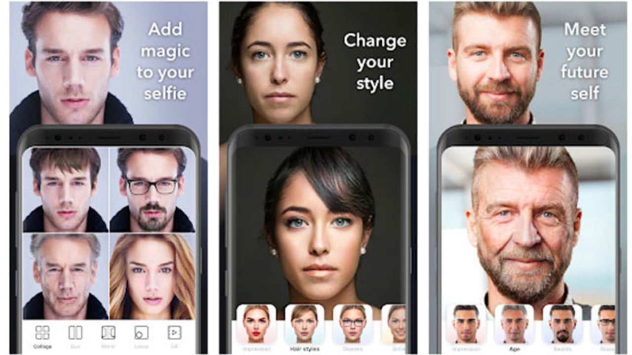 FaceApp Pro 3 2 0 Apk for Android - Bestmodapk com