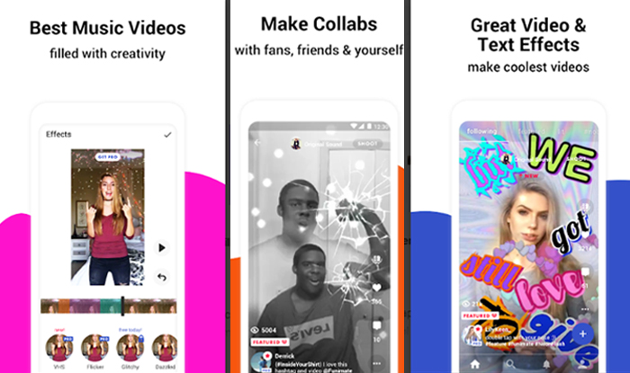 Funimate: Music Video Clip Editor to be Video Star Apk