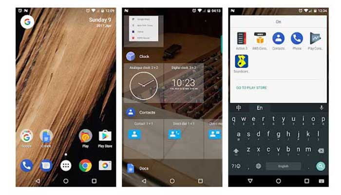 Launcher<3 for Android - APK Download