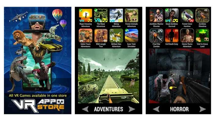 VR Games Store v2.9 Apk For Android