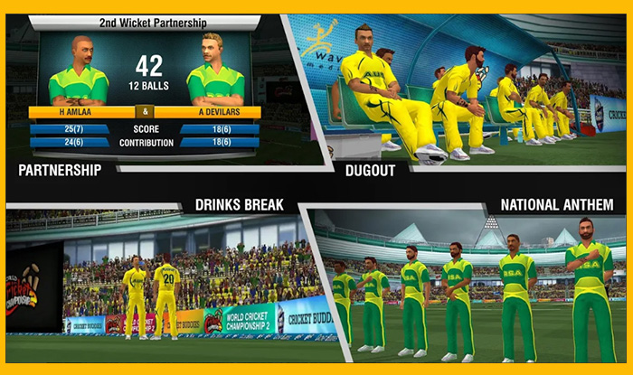 Download World Cricket Championship 2 apk for Android