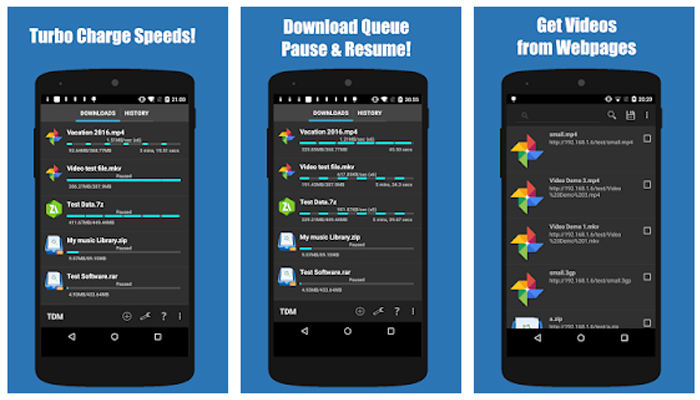 Turbo Download Manager 6.07 Apk For Android
