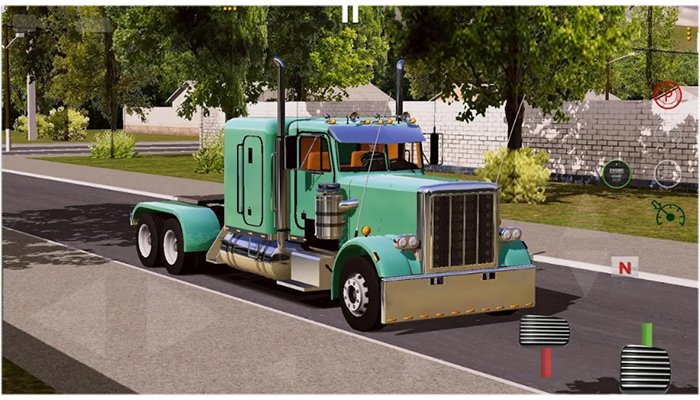 World Truck Driving Simulator 1.053 Apk for android