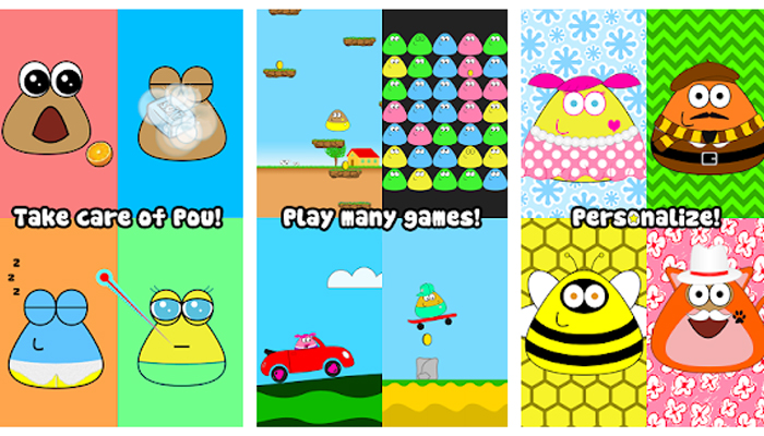 Download Pou 1.4.79 MOD APK For Android