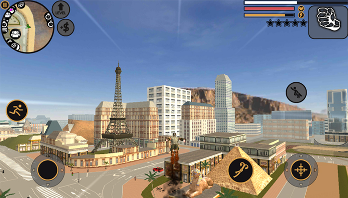 Download Vegas Crime Simulator Mod Apk For Android